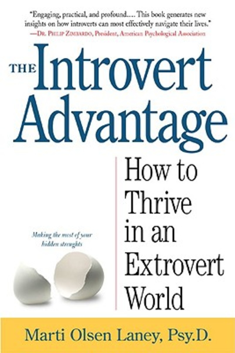 The Introvert Advantage How to Thrive in an Extroverted World