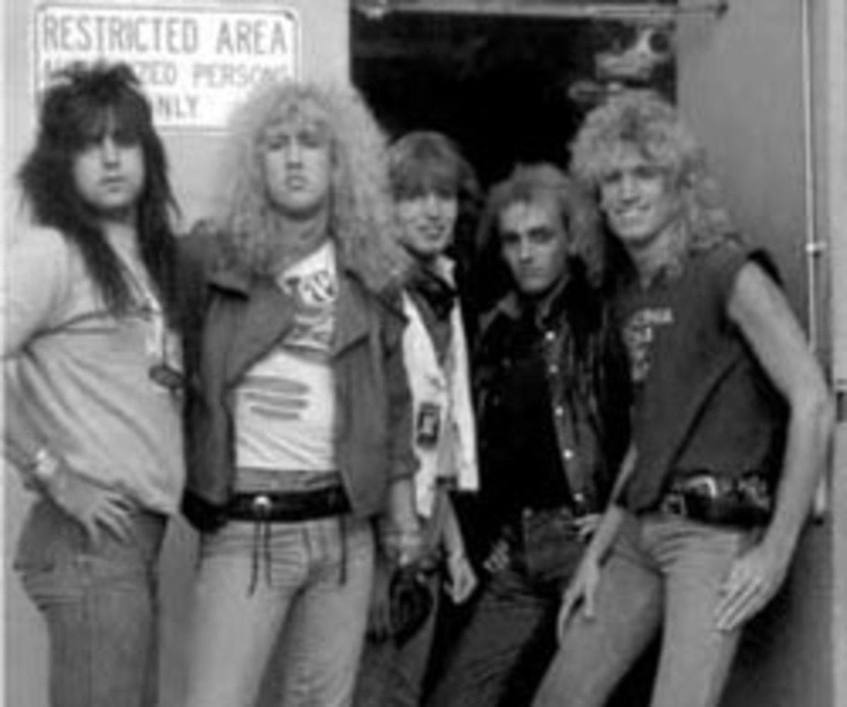 Black 'N Blue circa early 1980's