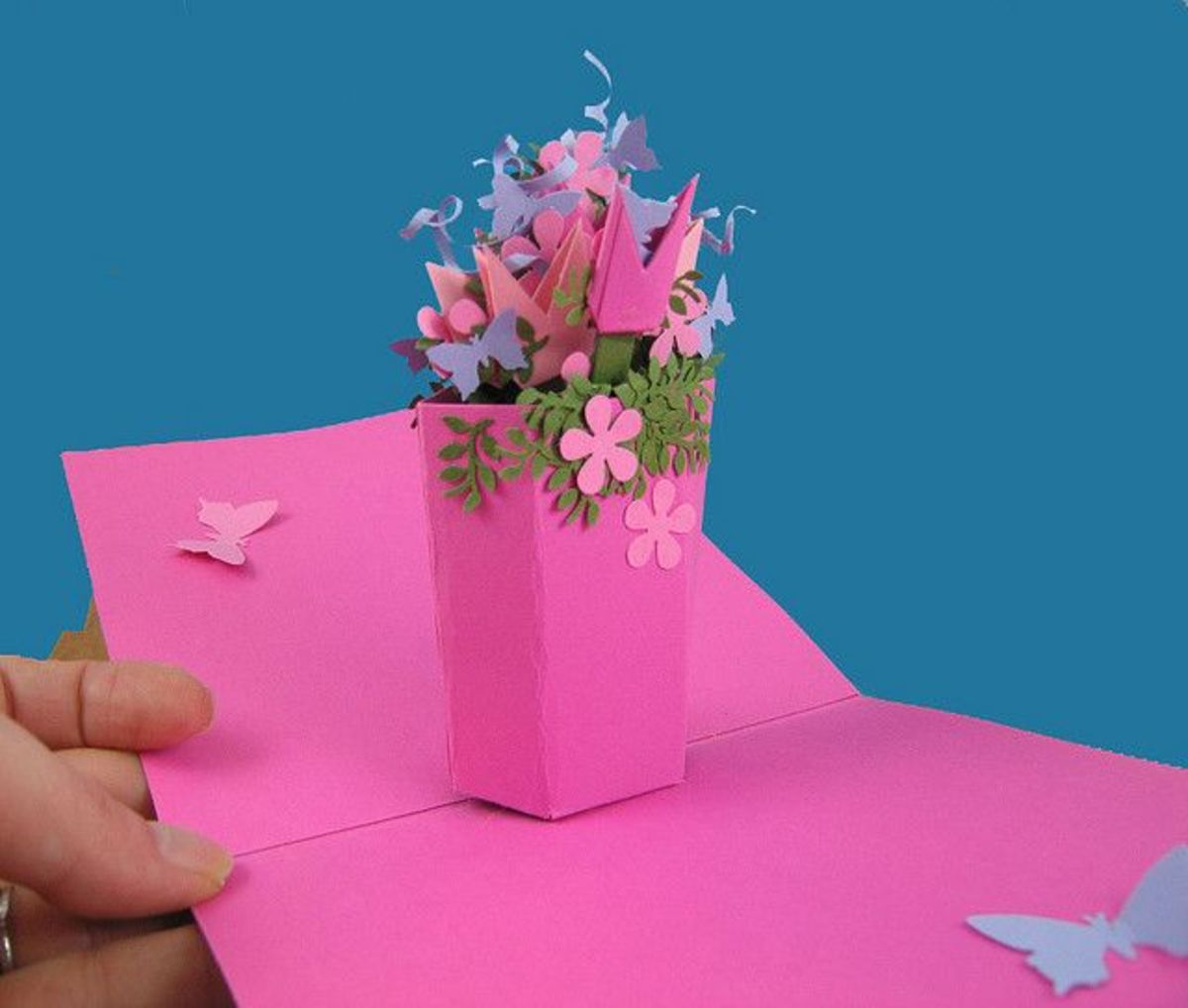Your Beginners Guide to Making PopUp Books and Cards – How to Make Birthday Pop Up Cards Easy