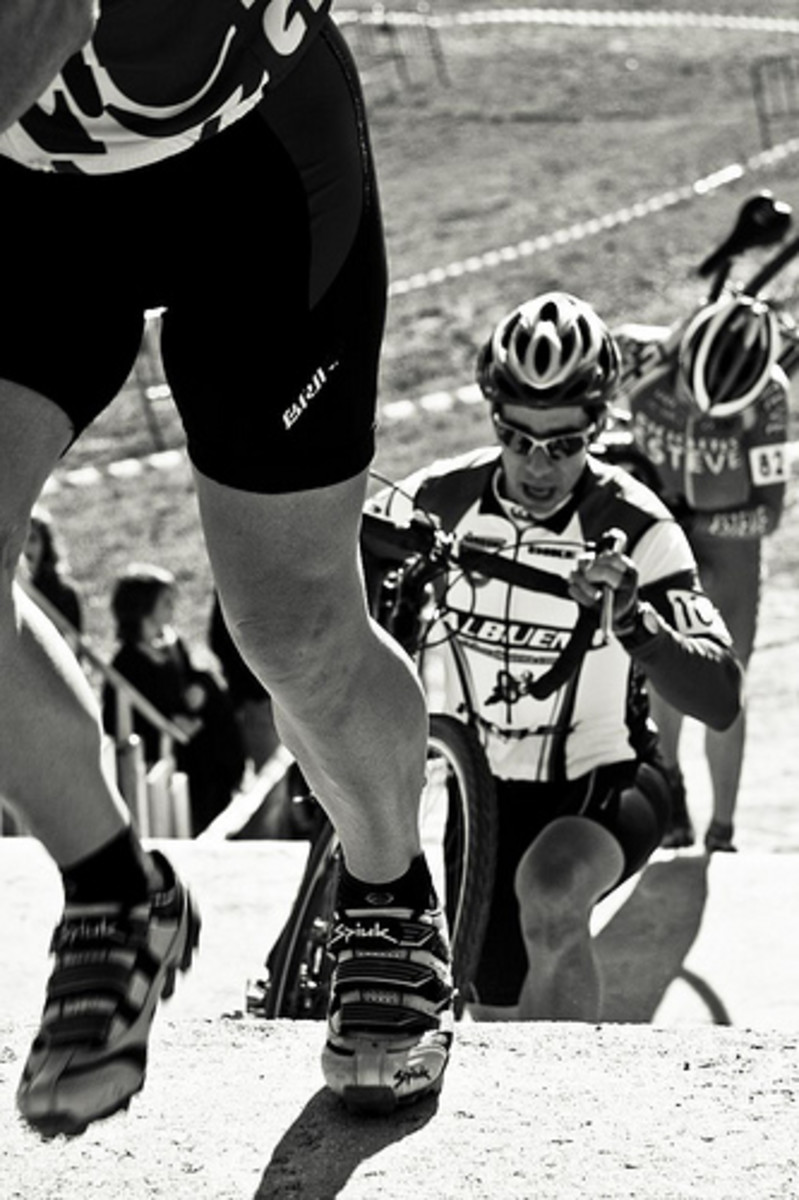 Cycling- an endurance sport which requires a targetted approach to sports nutrition which may include weight management.