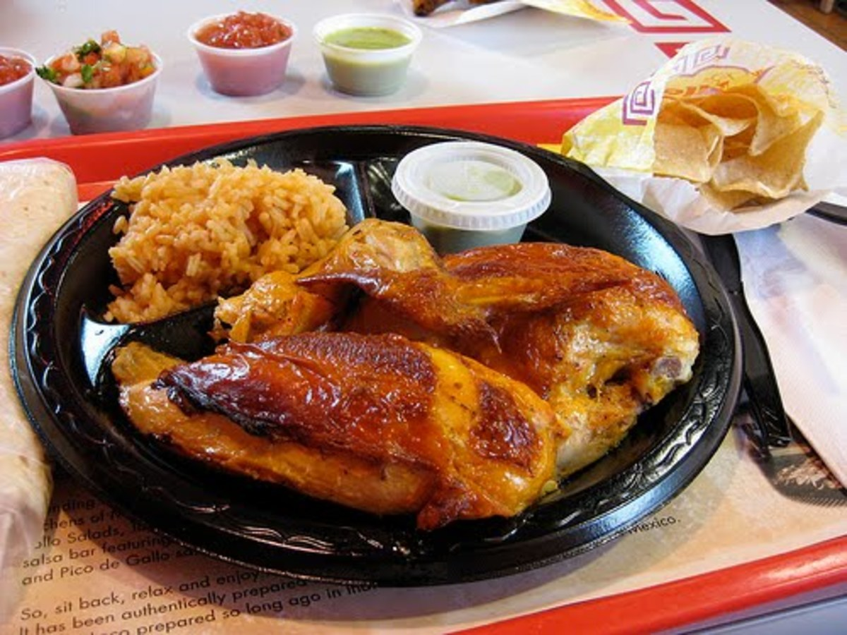 Printable El Pollo Loco Menu Coupon