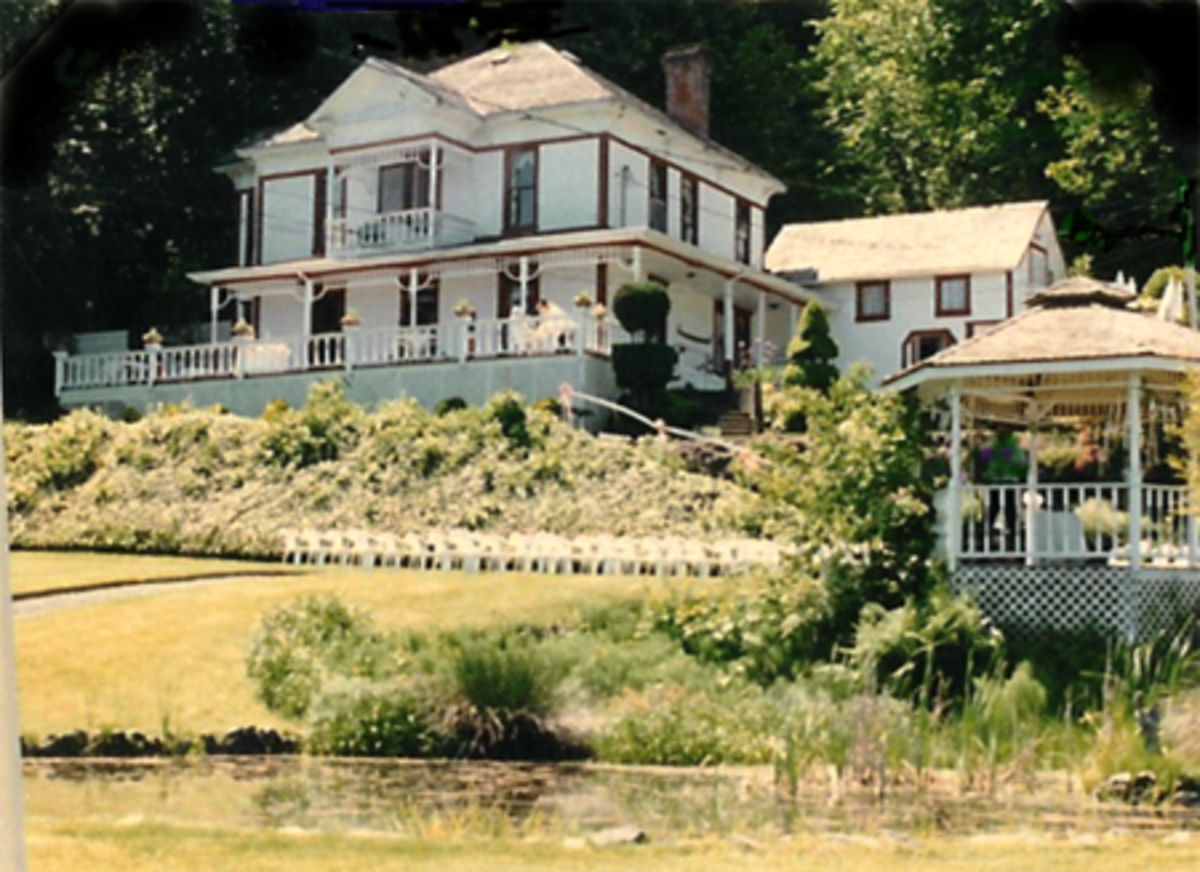 The Old Glen Cove Hotel has a rich history