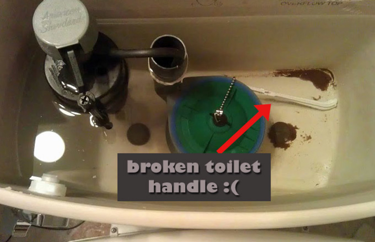 How to Replace a Broken Toilet Handle: Step-by-Step Instructions With Pictures