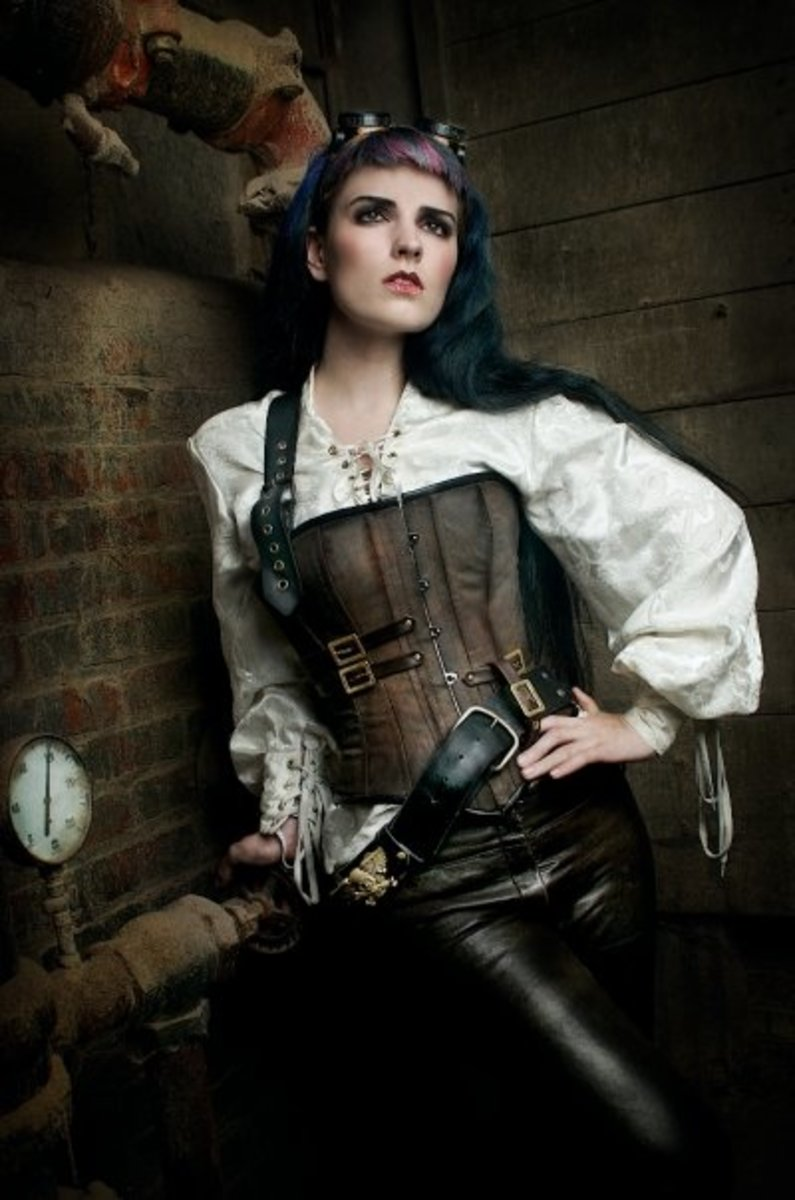 Steampunk Costume Ideas   hubpages