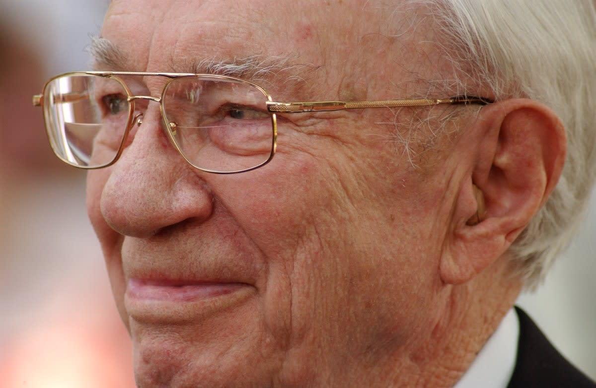 Late President Gordon B. Hinckley
