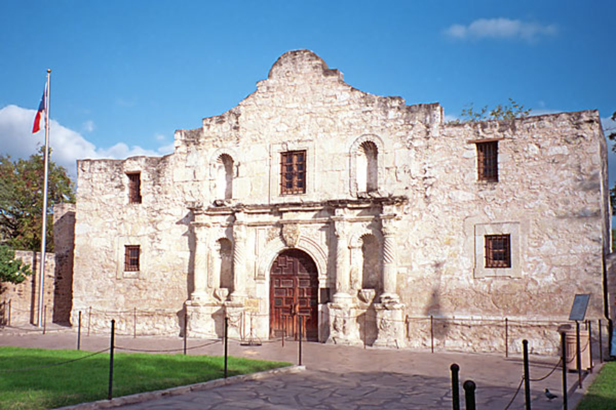 The Spanish Missions of San Antonio, Texas