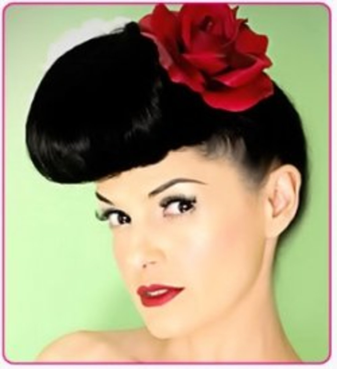 Rockabilly Pin Up Hairstyles For Women How Tos Part 2