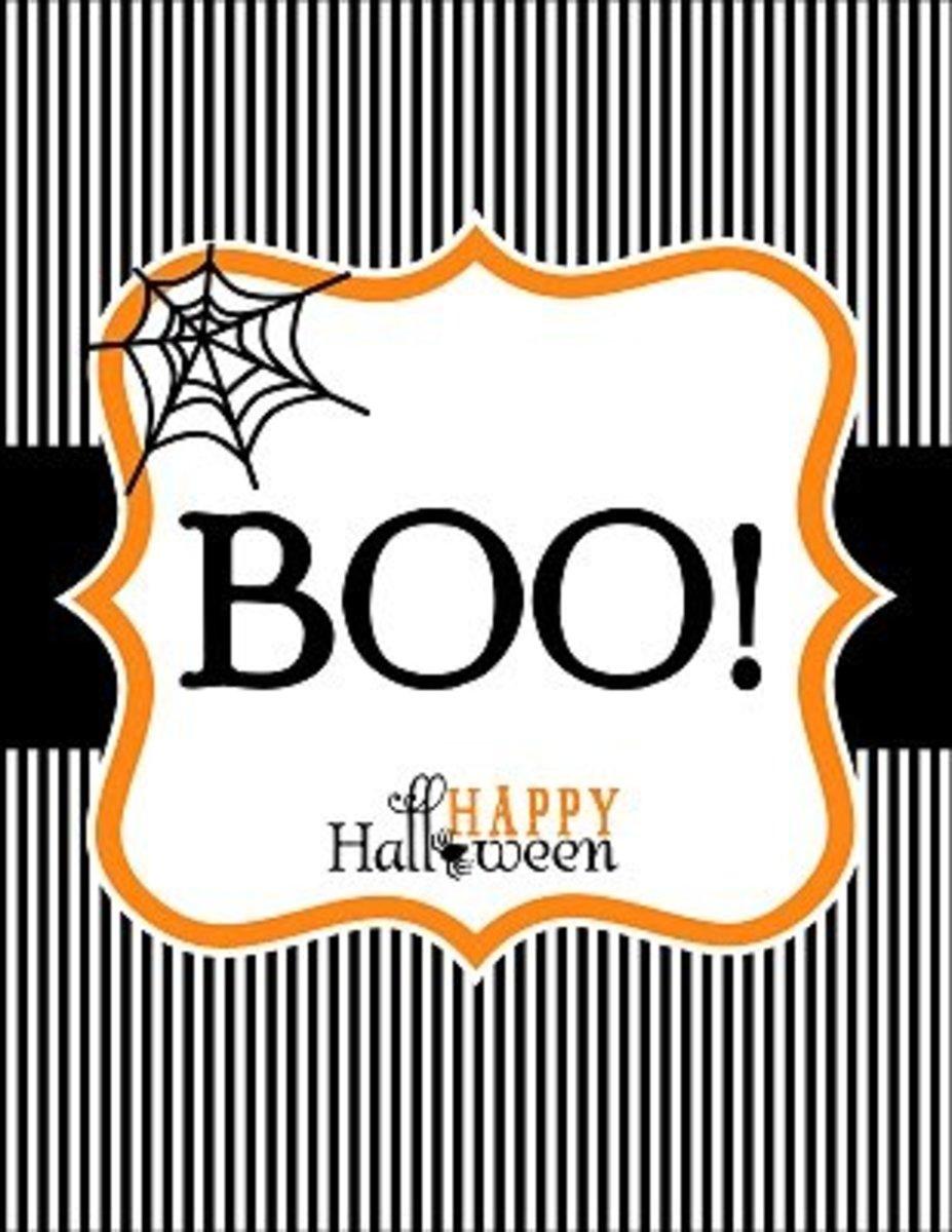 Halloween Signs