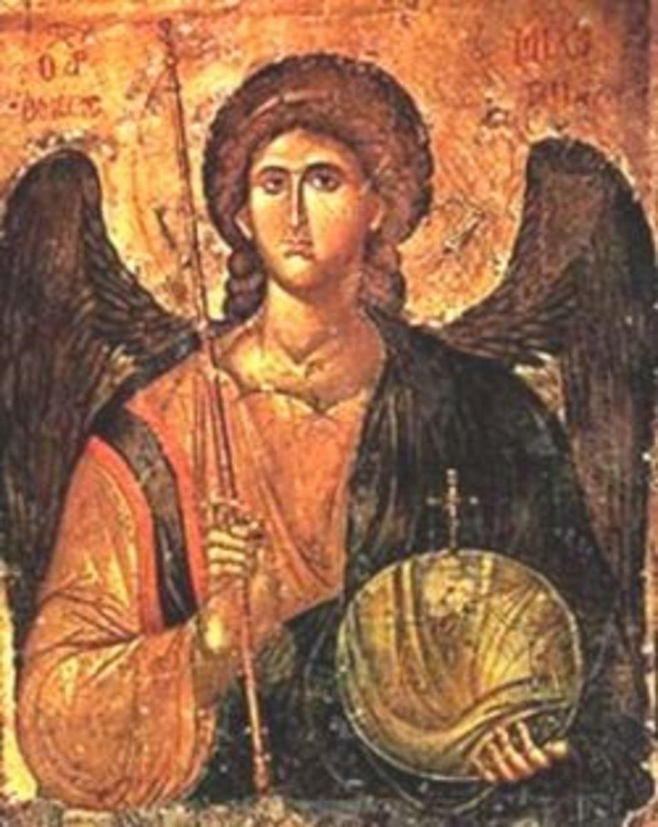 Saint Michael and Michaelmas