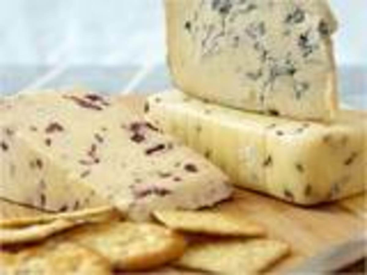 Delicious, used sparingly with a selection of cheeses and crisp crackers.