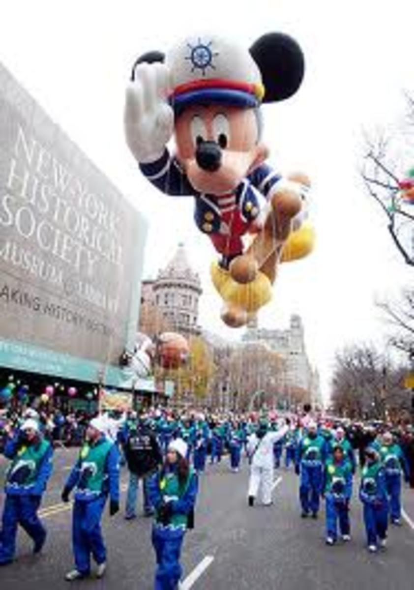 Macy's Parade 2010