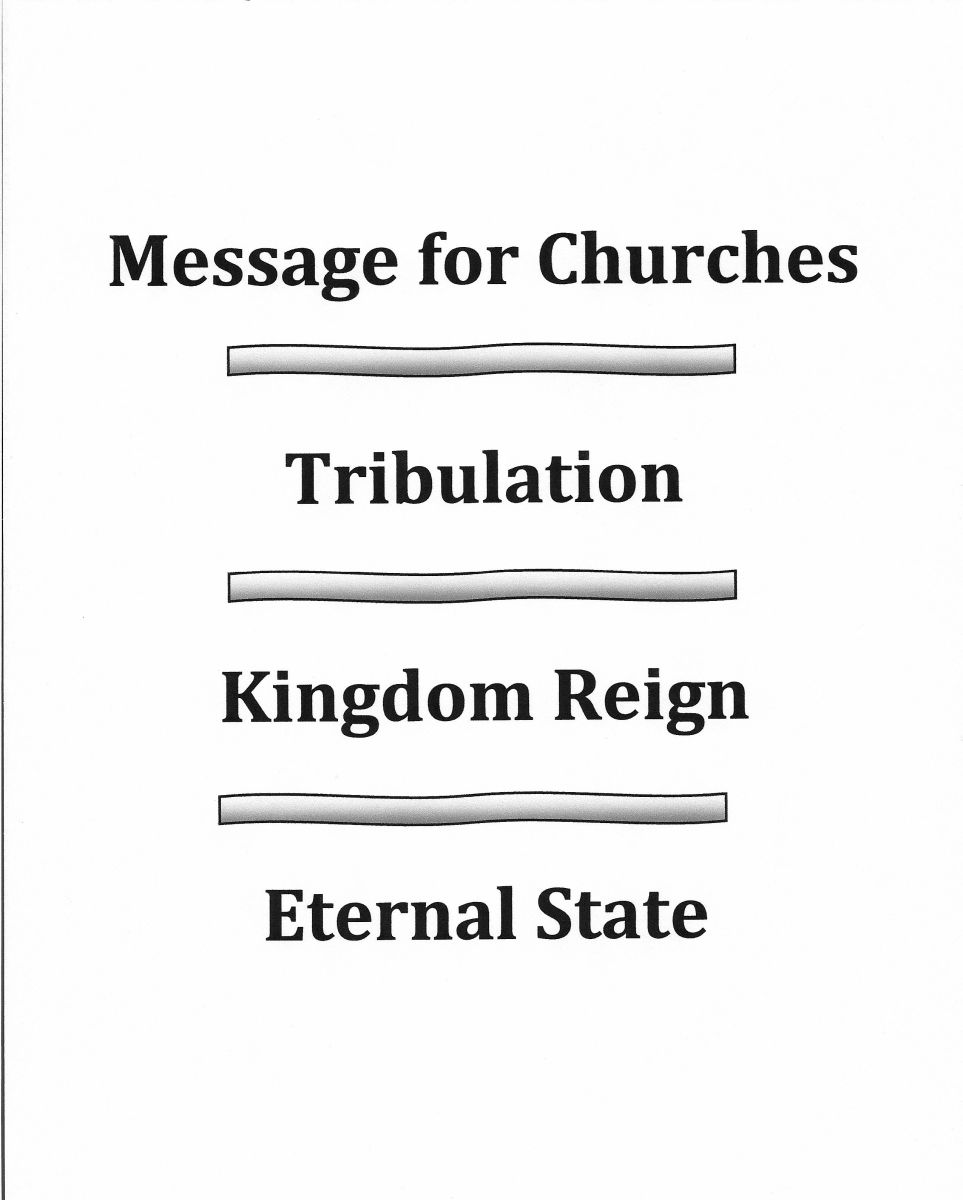 The Four Time Stages of Revelation