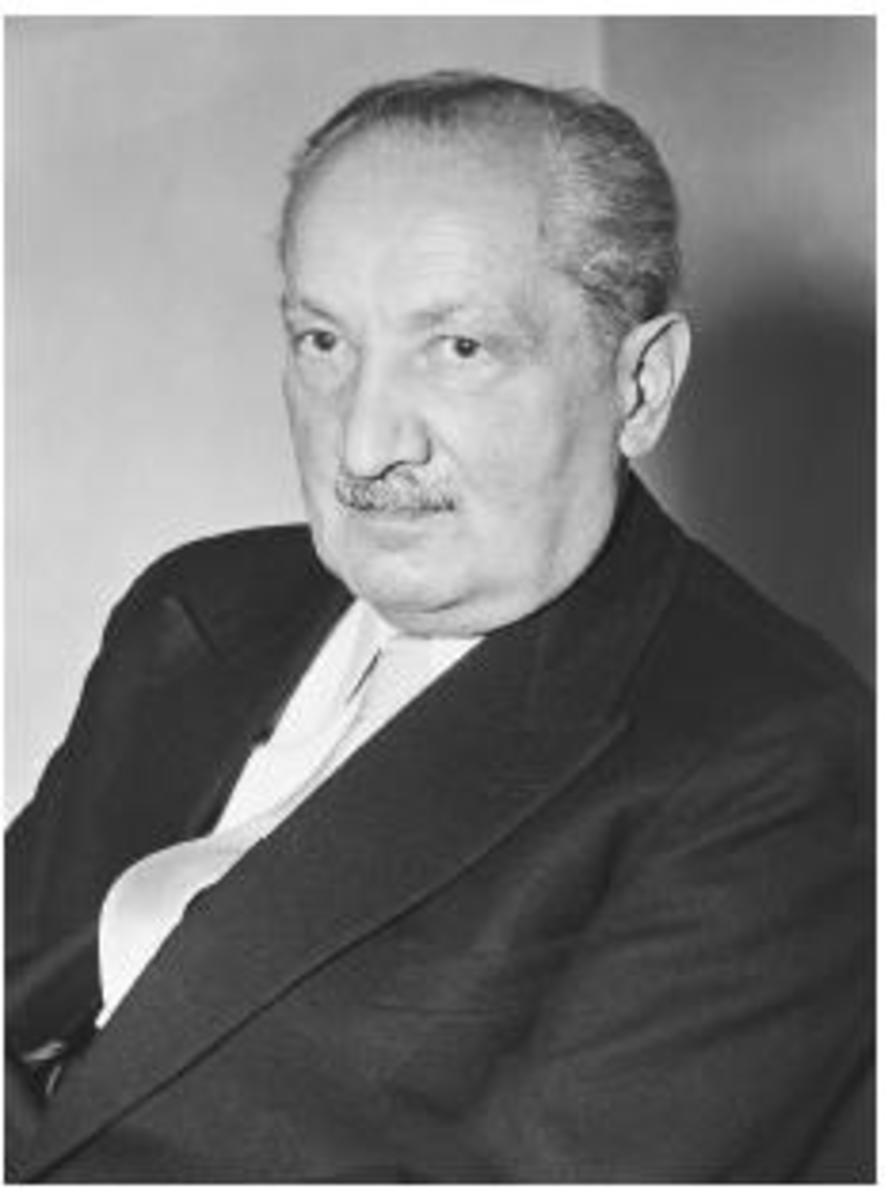 Key Concepts of the Philosophy of Martin Heidegger