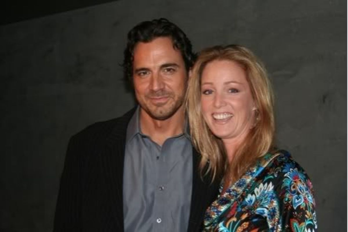 Real Life Soap Opera Star Couples