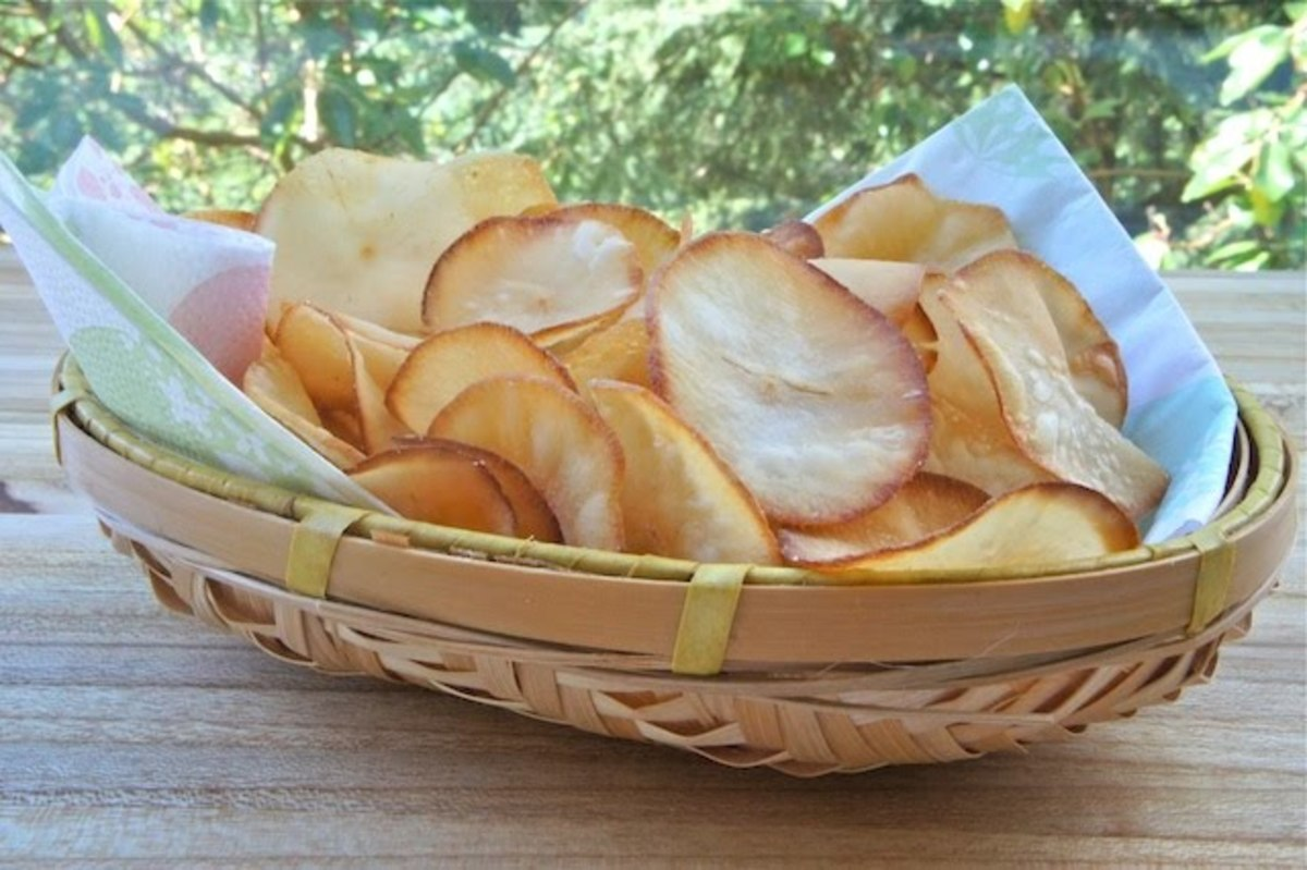 Tapioca Chips vs Potato Chips: Why All Die-Hard Potato Chip Fans Need to Try to Buy Cassava Chips