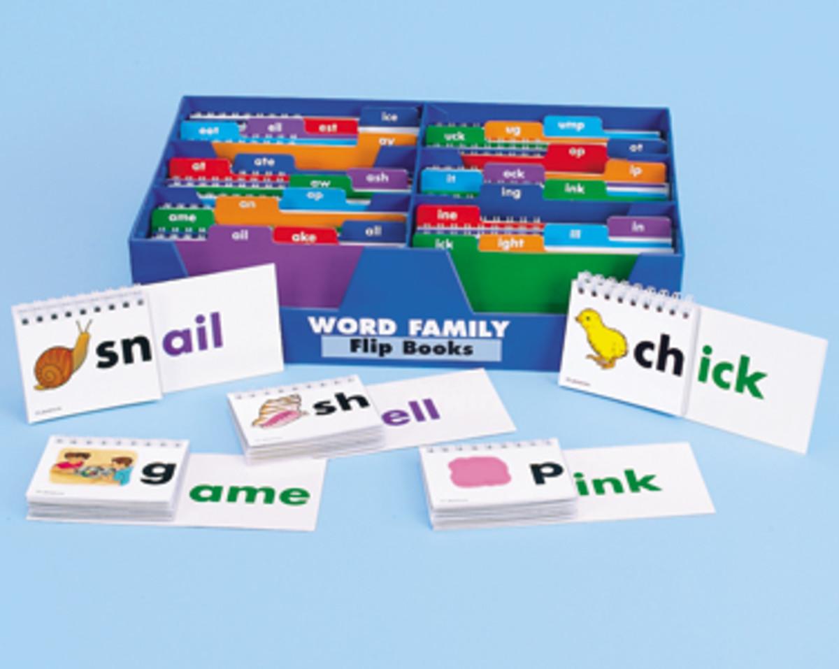 teaching-word-families