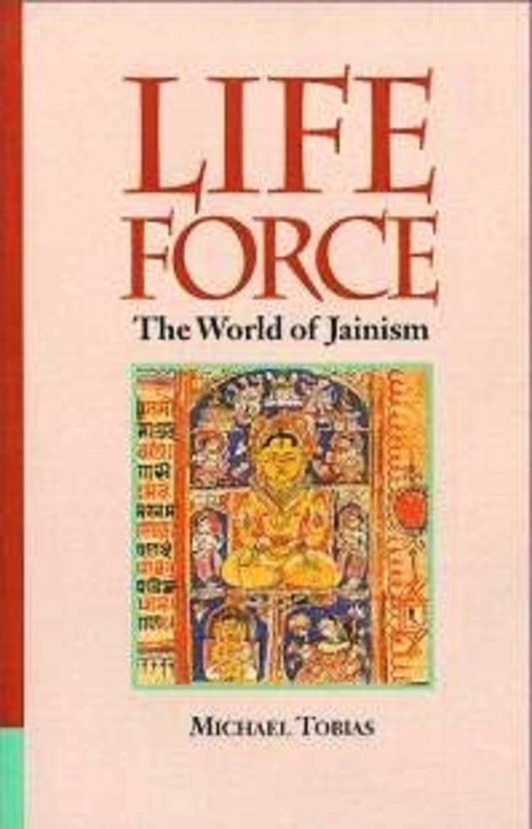 Life Force: The World of Jainism, a book by Dr. Michael Tobias