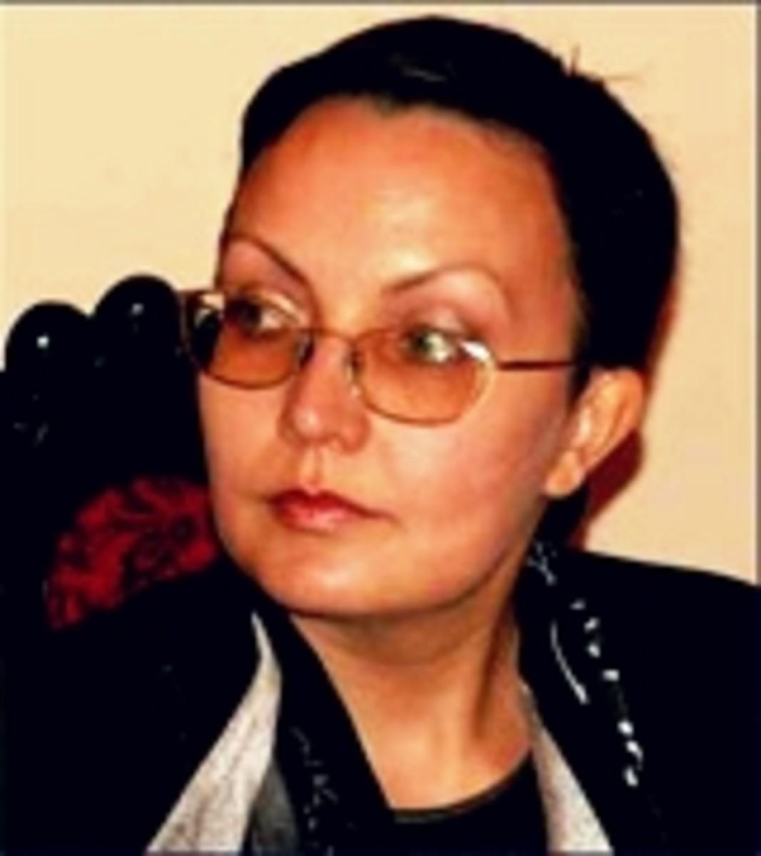 Dr Natalia Zheleznova from Russia