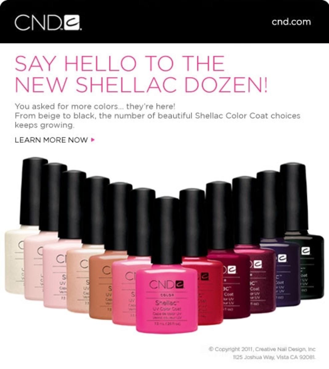How To Use/Apply And Remove Shellac GEL Nail Polish At