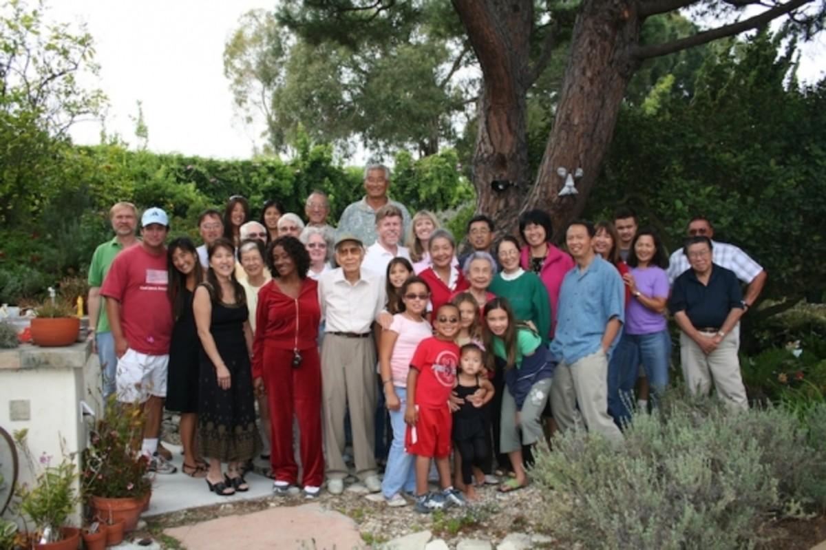 CCRC Reunion, September, 2008.