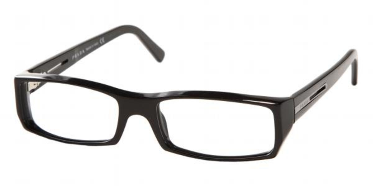 Heavy & Thick Rectangular Acetate Frames