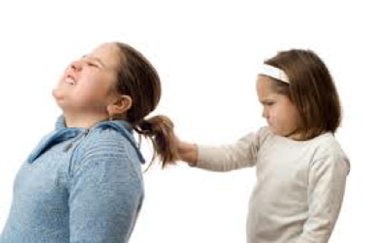 In some families, siblings indulge in more insidious forms of conflict which include: (1) physical assault