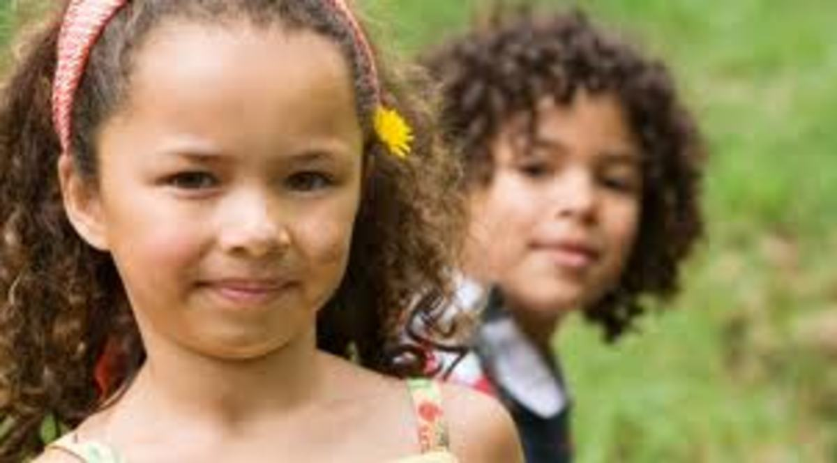"There are middle children who act aggressively towards their sibings as a result of always being considered ""the second wheel"" and ""the other one"" among their siblings."