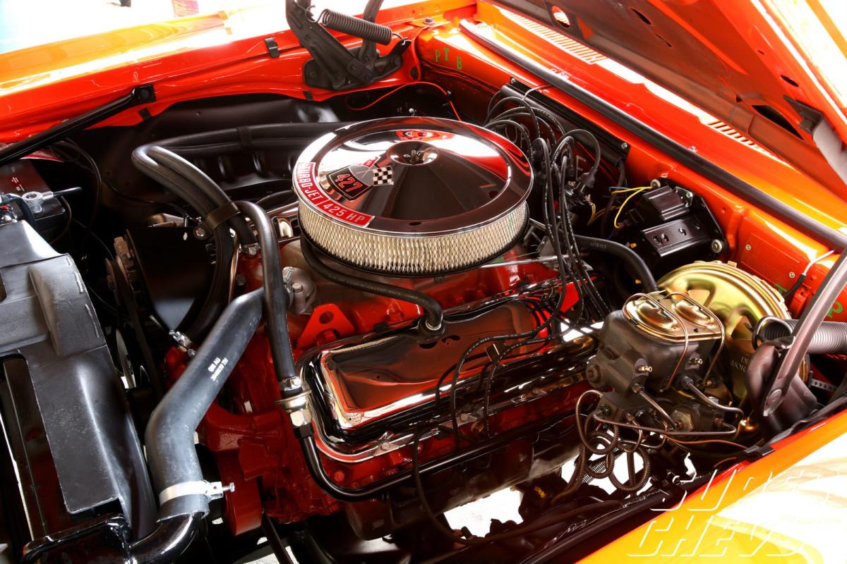 1969 YENKO CAMARO 427 ENGINE