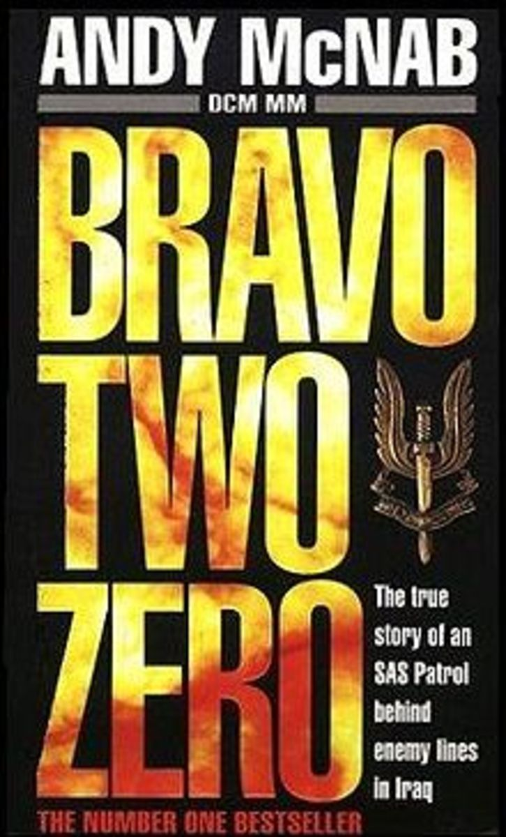 Bravo-Two-Zero by Andy McNab- a true modern SAS war story?