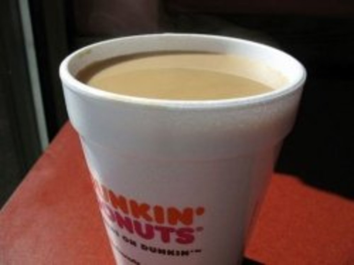 Dunkin' Donuts Coffee Recipes