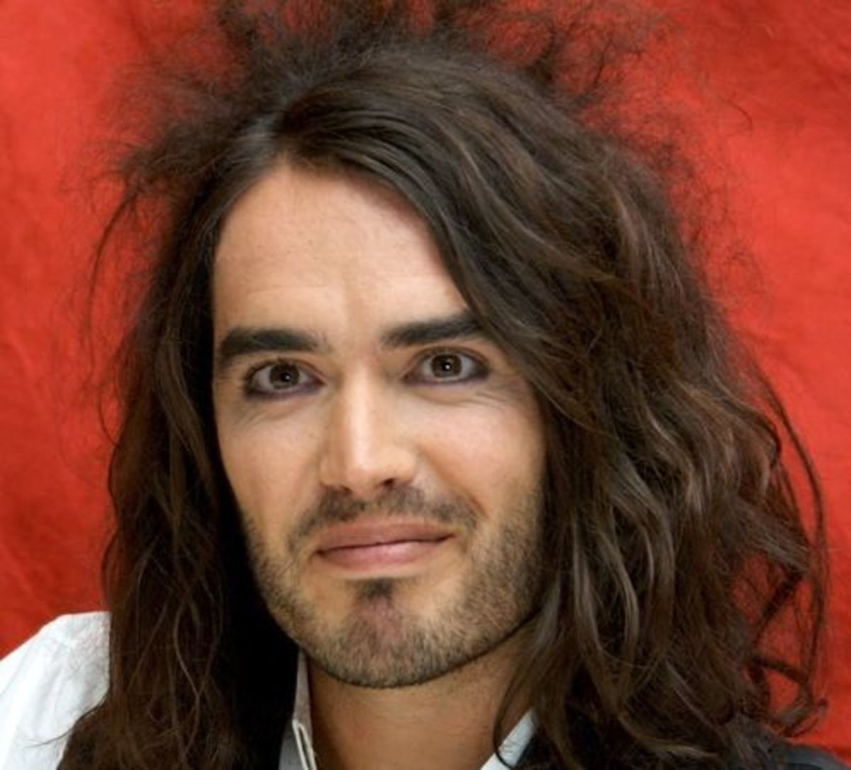 Russel Brand hairstyle.
