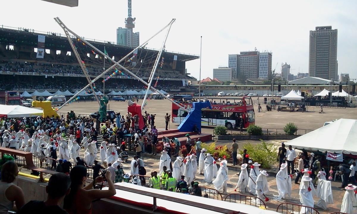 Eyo Procession
