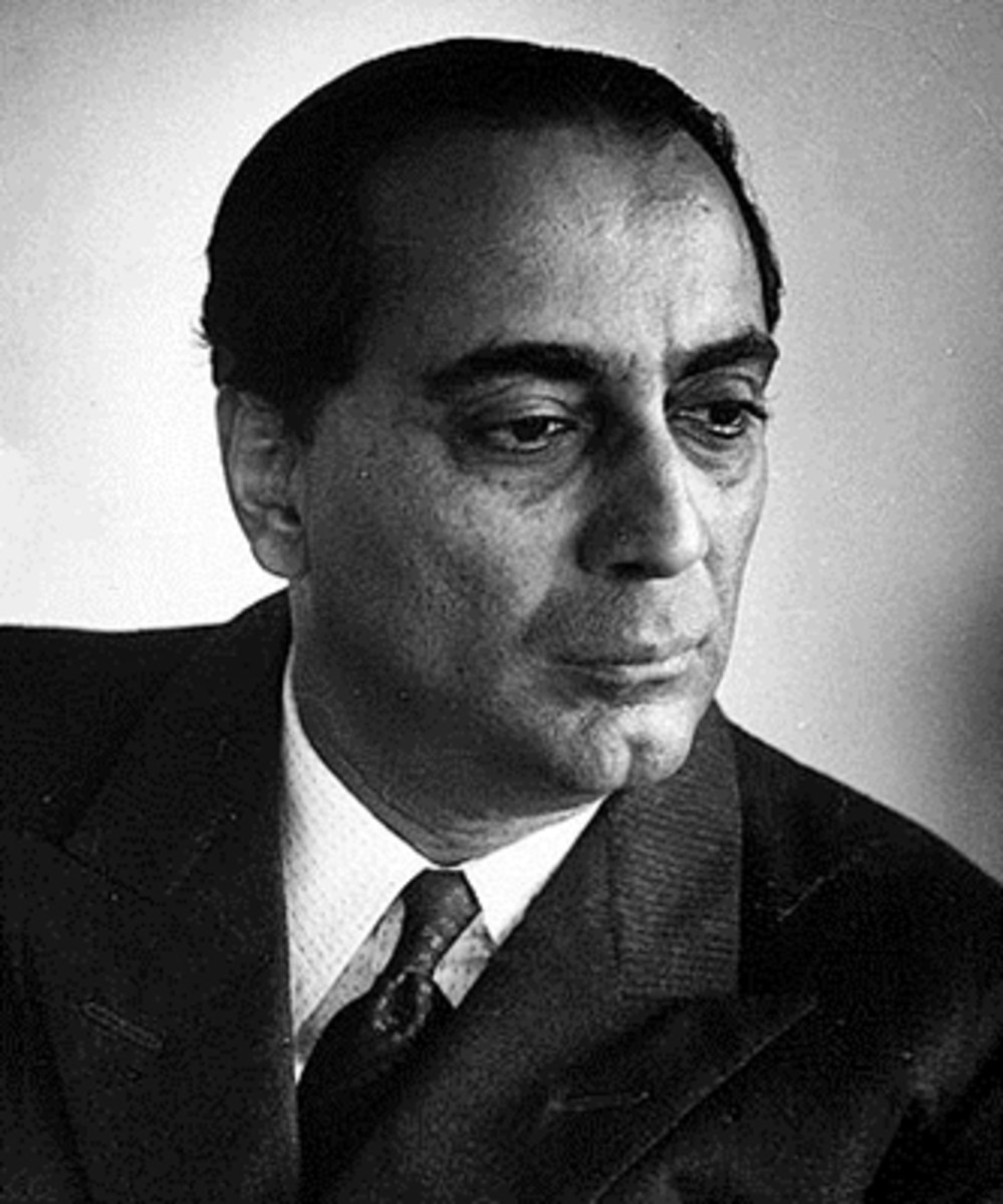 Homi Bhabha: Indian Nuclear Scientist