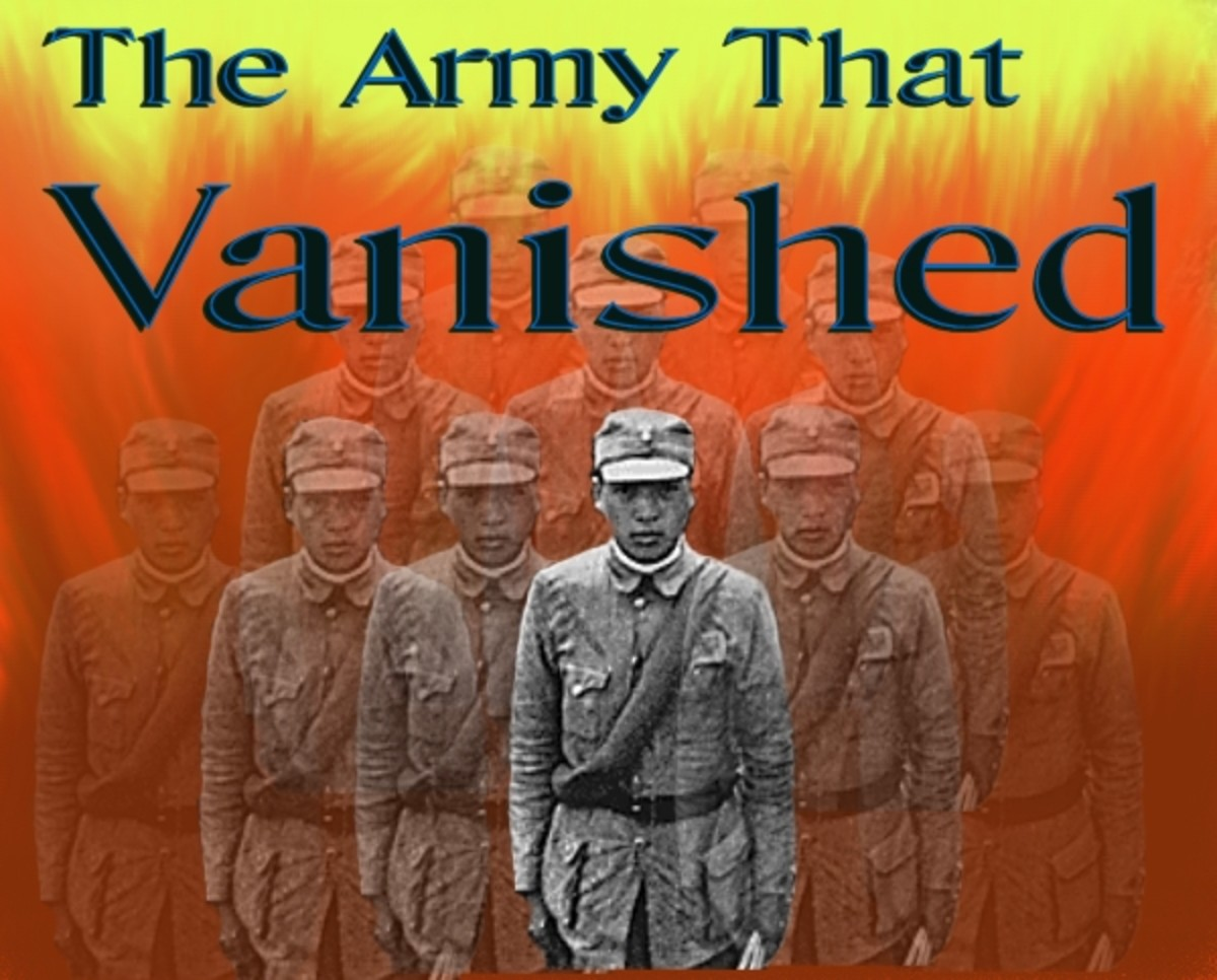 The Army that Vanished - Mystery Files