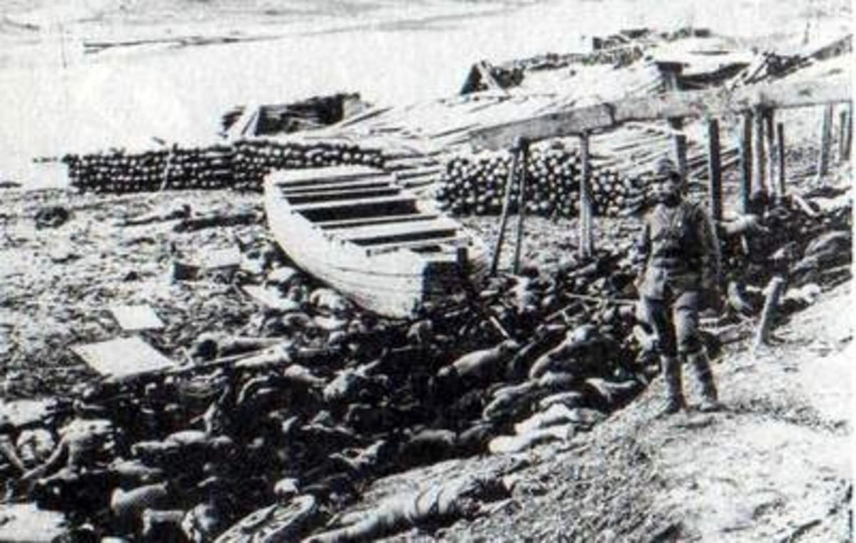 Nanking Massacre Victims
