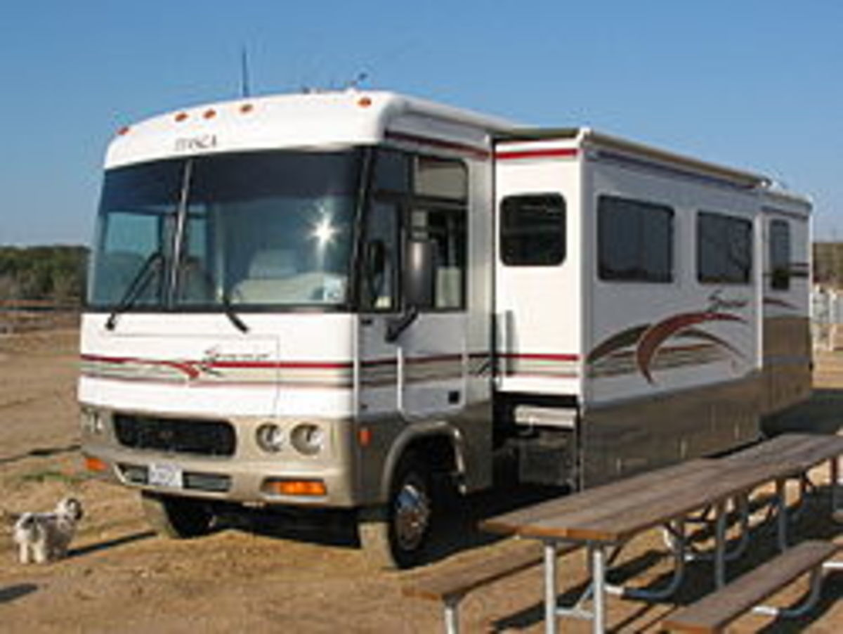 I love reading about Stephanie Henkel's RV life!