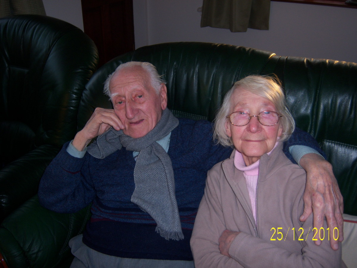 Poetry - Poem about dementia or  Alzheimer's  'Dad's Dementia'