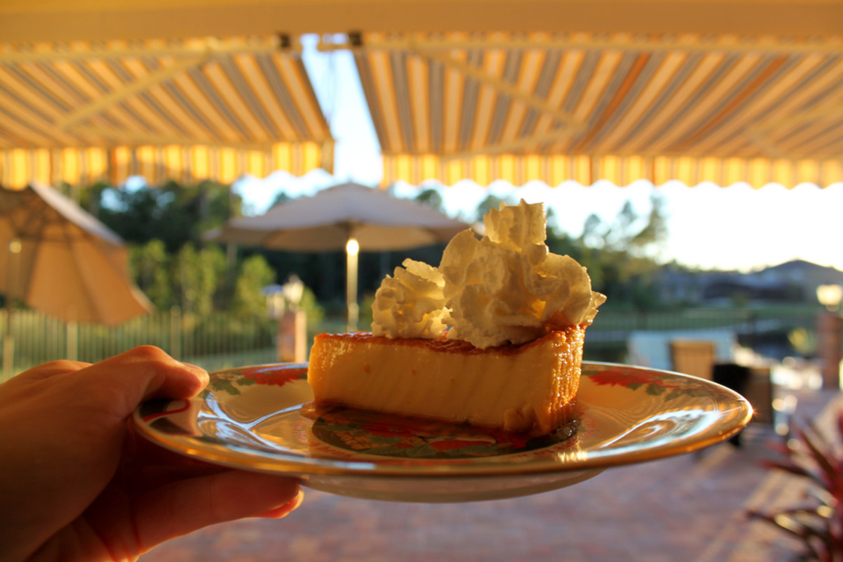 Try pumpkin flan for Thanksgiving Dessert this year.