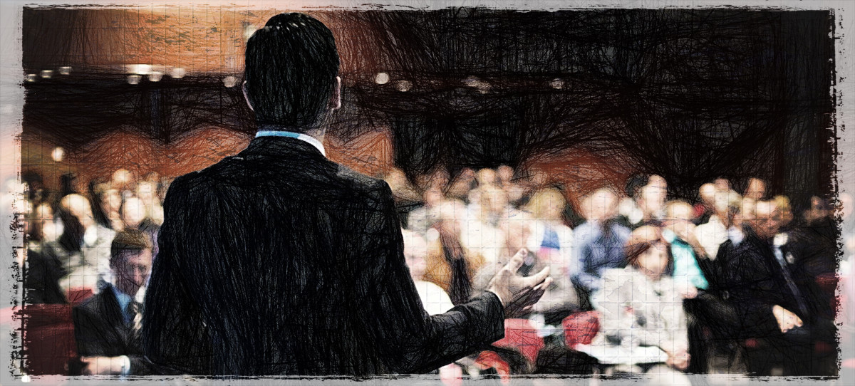 Famous People and Celebrities Who Have Destroyed Public Speaking Fears