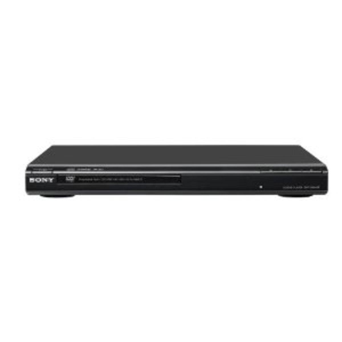 Sony DVP-SR200P CD/DVD Player Troubleshooting