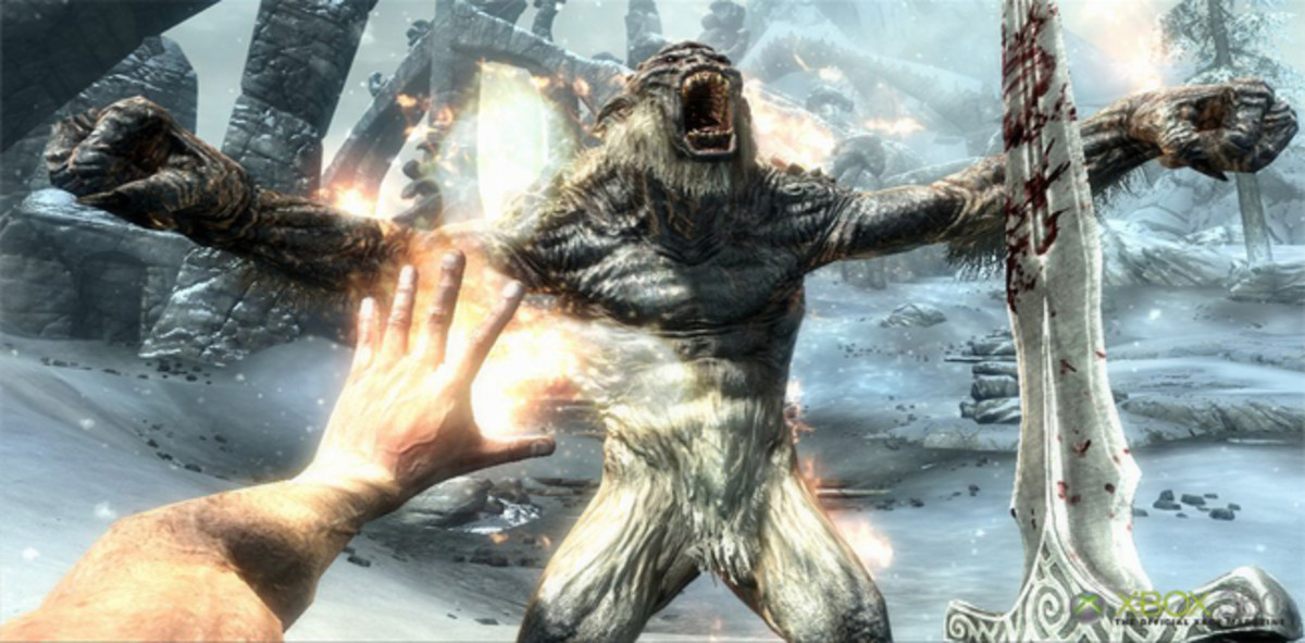 5 Reasons Why Skyrim is One of Best RPGs Ever