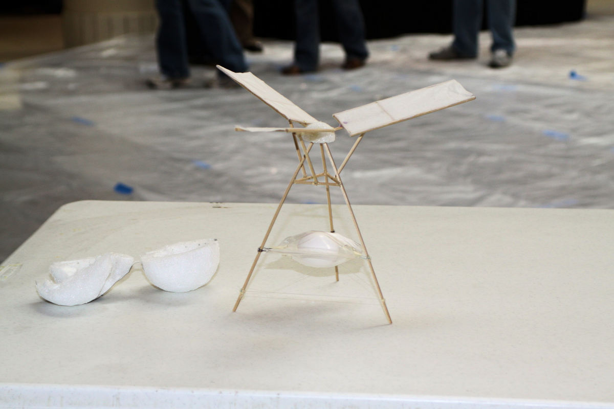 Egg Drop Competition