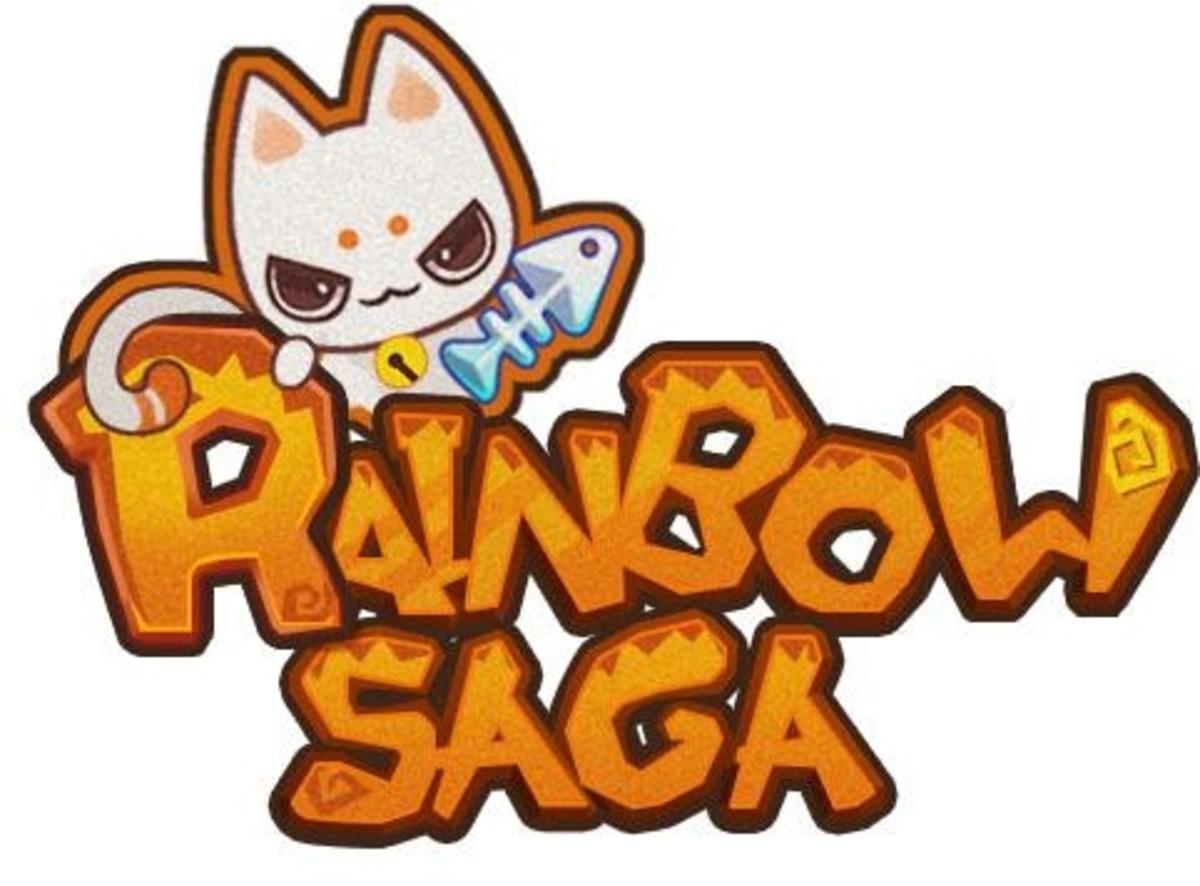 rainbow-saga