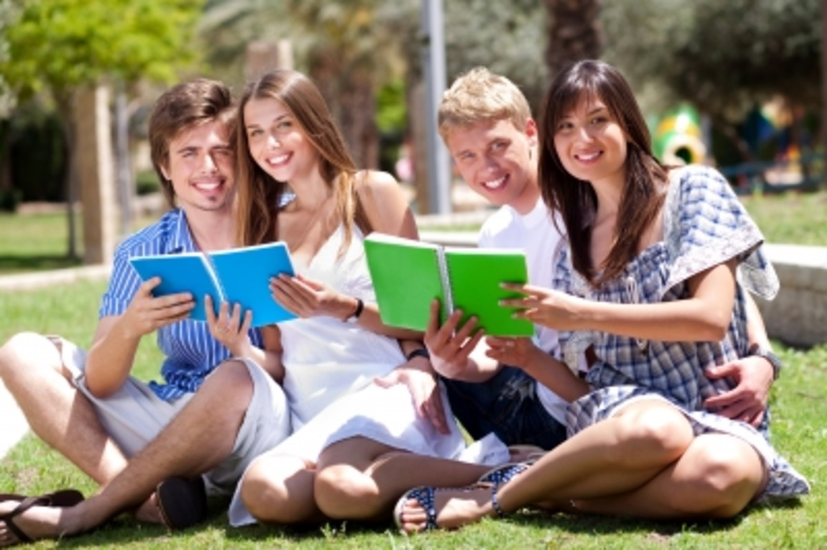 Enjoying college is dependant upon student success.