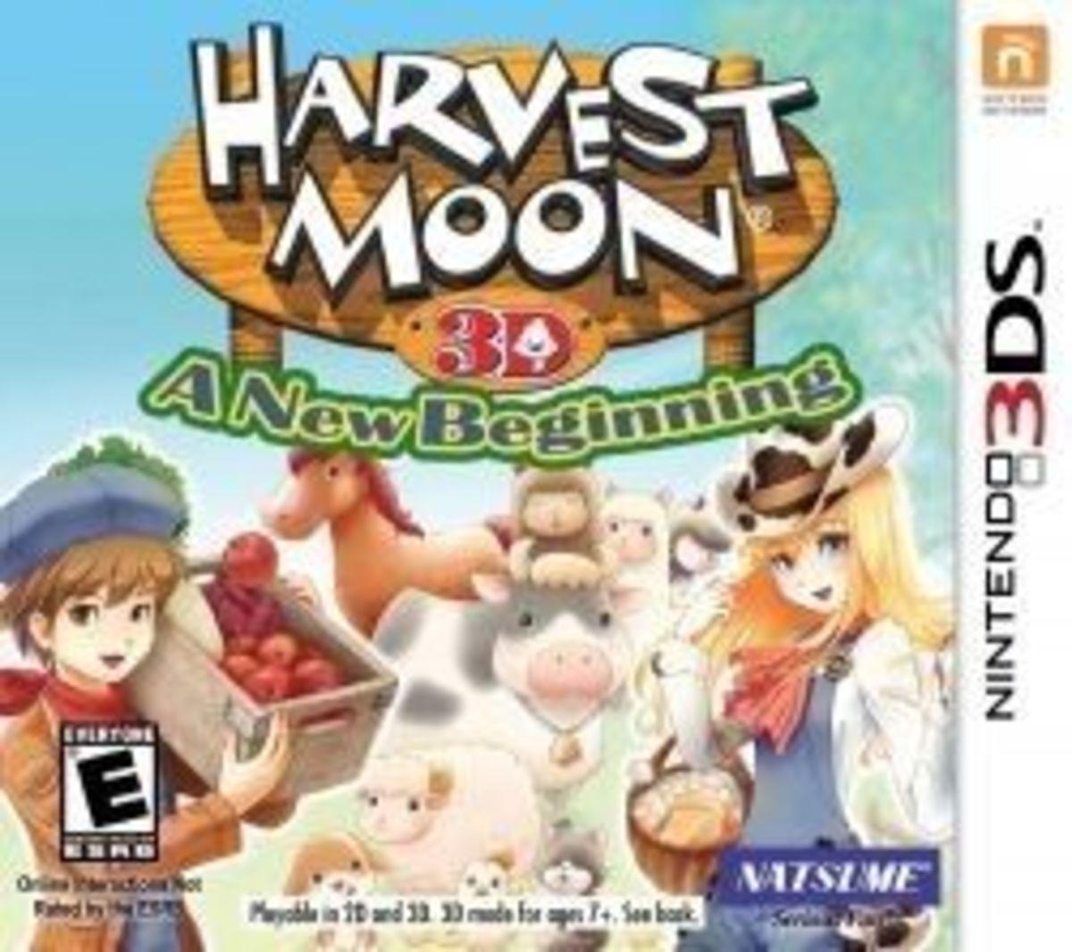 Harvest Moon: New Beginning