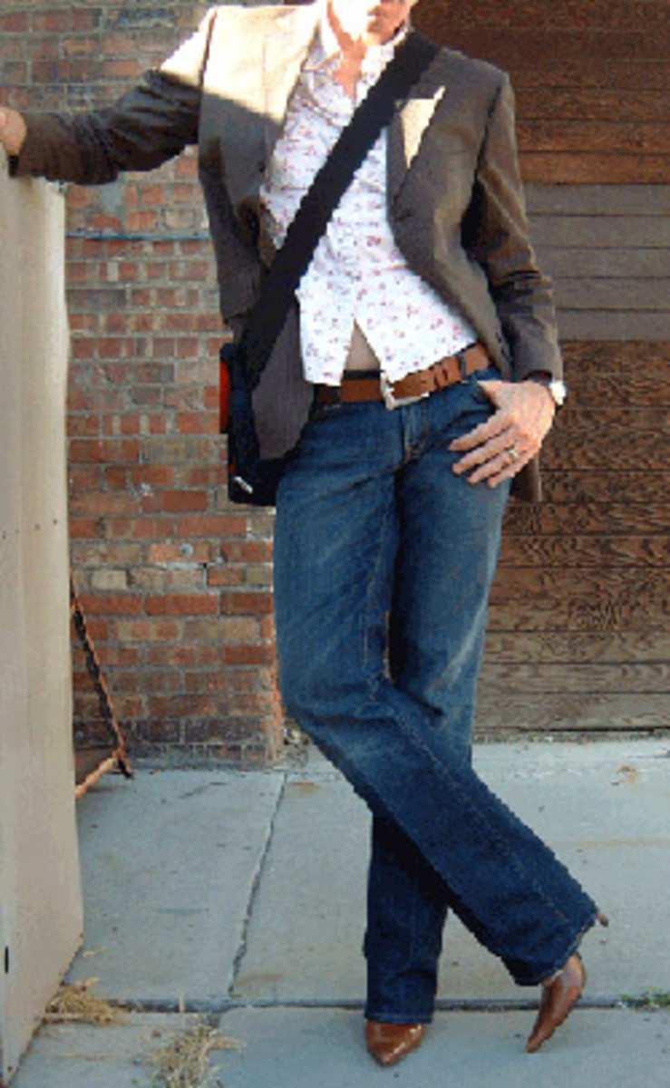 Where to Buy High Heeled Shoes for Men