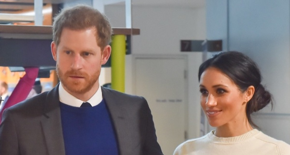 Meghan Markle and Prince Harry's Strict Rule For Friends