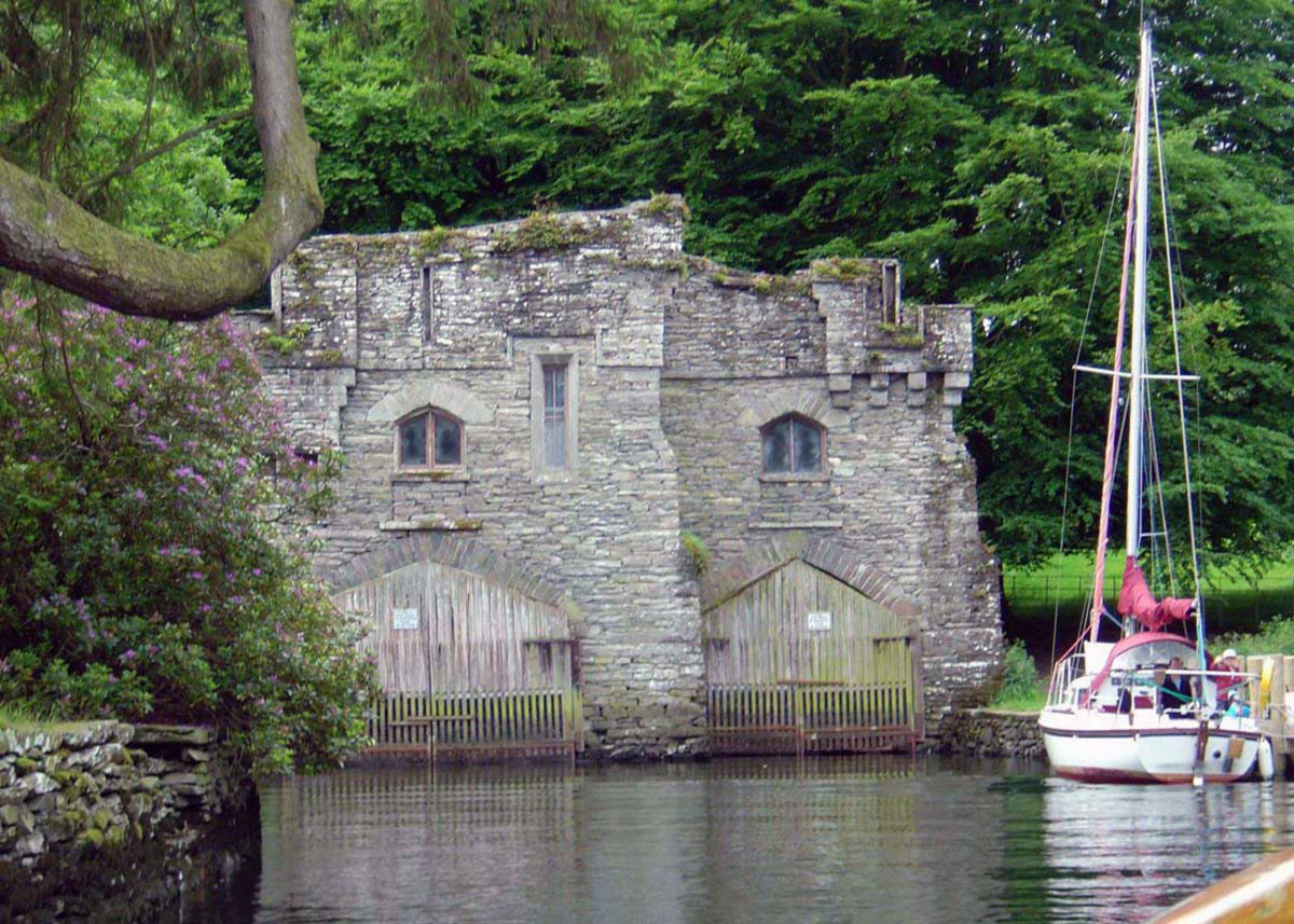 Lake Windermere: Largest Lake in the Lake District, England