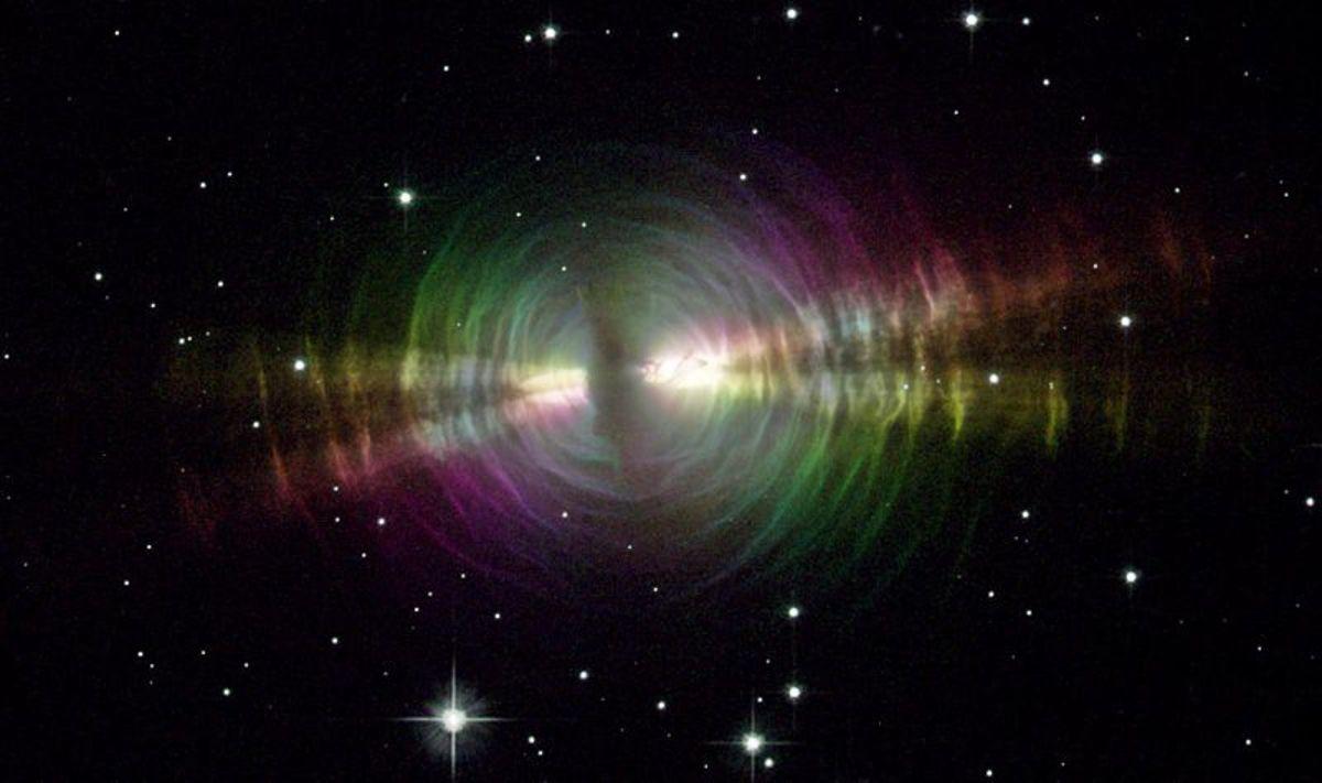 The Egg Nebula is an example of a Protoplanetary Nebula.