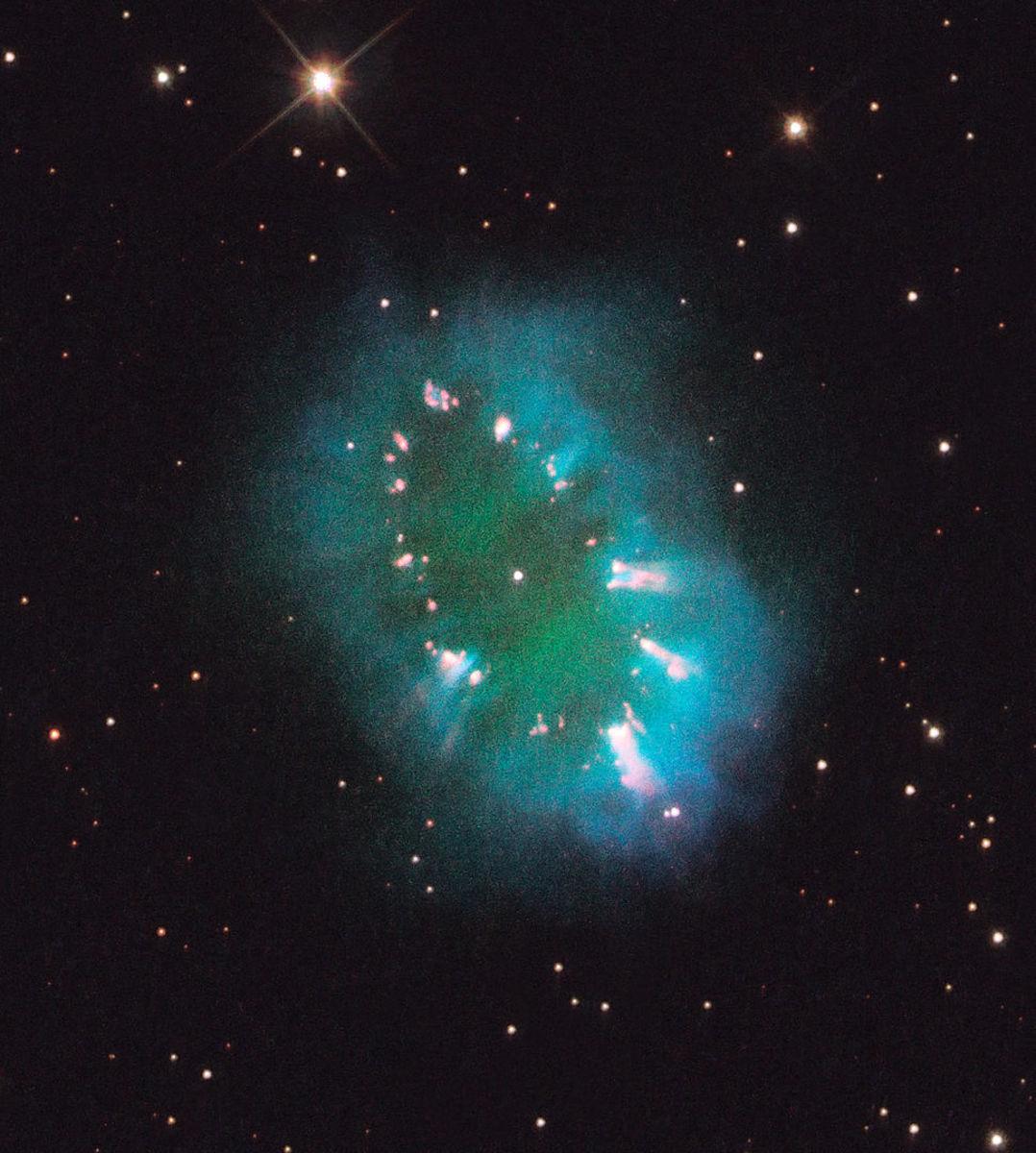 Necklace Nebula